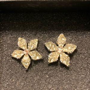 Sparkling stars earrings by Jewelmint